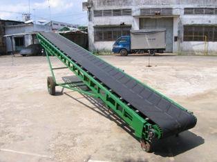 Băng tải cao su